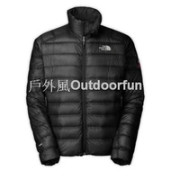 【The North Face】The North Face 男款900Fill羽絨外套 黑色 售價:14800