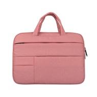 กระเป๋าเดินทางมากกระเป๋าแล็ปท็อปแขนกระเป๋าโน๊ตบุ๊คสำหรับDell HP Lenovo Macbook 12 13.3 14 15.6นิ้วจัดส่งฟรี