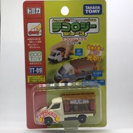 TOMY TOMICA TT-09 自體發光車 大將 拉麵車