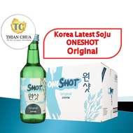 ONESHOT Original Soju - 360ml x 20 Bottles