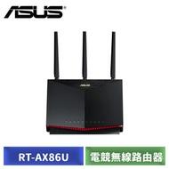 ASUS 華碩 RT-AX86U 雙頻無線電競路由器 分享器