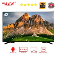 Ace 42 SLIM FULL HD LED SMART TV BLACK LED-909