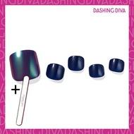 Dashing Diva - Magic Press MDR1004P 藍鏡面銀河系 (足部超薄甲片) 加配 品牌指甲銼