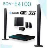 福利品 SONY BDV-E4100 3D 藍光家庭劇院 比BDV-E2100 BDV-E6100 熱賣
