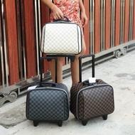 ❌SALE!!!!❌ กระเป๋าเดินทาง ล้อลาก ระบบรหัสล๊อค 14 นิ้ว ขนาดกระทัดรัด มีให้เลือก 3 สี แจ้งแชทได้ค่ะ