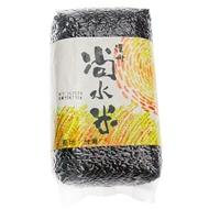 溪州尚水米 紫米800gx6包(黑糯米)