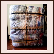 20 KG - Baguio Bales (Ukay-ukay) - Women and Men Pre-loved Clothes with bag and beanies