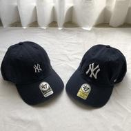 洋基NY 47brand老帽 黑色系列