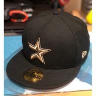 美國職棒 MLB 休士頓 太空人 棒球帽 刺繡 New Era 59FIFTY 正版 7號 經典