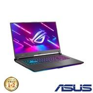 ASUS G713QC 17吋電競筆電 (R9-5900HX/RTX3050/8G+8G/512GB/ROG Strix G17/潮魂黑/特仕版)