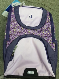 Deuter Ergonomic School Bag  Smart S - Plum Flora