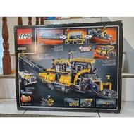 樂高科技挖掘機 LEGO TECHNIC  42055 面交