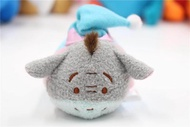 "New Christmas Eeyore Tsum Tsum Mini 3.5"" Plush Doll Toy - intl"