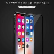 NILLKIN ฟิล์มกระจกนิรภัย Apple iPhone X / iPhone XS รุ่น XD CP+ MAX (เต็มจอ) - Black