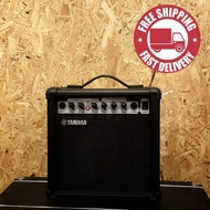 Yamaha GA-15W 15w Black Electric Guitar Amplifier # Ibanez Gibson Fender Epiphone Taylor Martin Ramsa Peavey Marshall