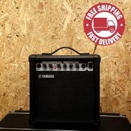 Yamaha GA-15W 15w Black Electric Guitar Amplifier # Ibanez Gibson Fender Epiphone Taylor Martin Ramsa Peavey Marshall