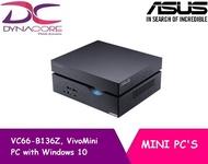 ASUS VC66-B136Z VivoMini PC with Windows 10