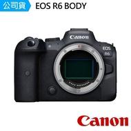 【Canon】EOS R6 Body 單機身(公司貨)