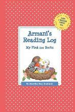 Armani's Reading Log: My First 200 Books (Gatst)