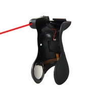 Tactical Hunting Red  Sight G 17 Grip Red Dot  Pointer Sight