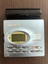 SONY MZ-R91 藍色 MD隨身聽