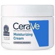 美國 原裝 Cerave 保濕乳霜 340g 絲若膚 CeraVe 中圓罐 Cream 乳液 臉 全身 乳霜 代購【CE0004】