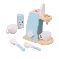 เครื่องชงกาแฟทำจากไม้,ของเล่นในบ้านสำหรับเด็กติ๊งต่างเพลิดเพลินไปกับการจำลองที่เต็มไปด้วยความสนุกสนานและความสมจริง