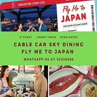 CABLE CAR SKY DINING - Stardust (Min 2 person) - BEST PRICE EVER !!!