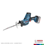 【BOSCH 博世】18V 鋰電軍刀鋸 - 空機(GSA 18 V-LI C)