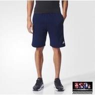 實體店面Adidas 男生 棉褲 短褲 休閒 藍色 舒適 BP5467原價1290特價900