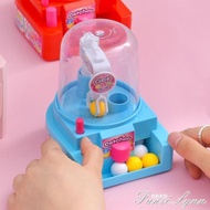 抖音網紅玩具糖果機抓球機扭蛋機兒童迷你抓娃娃機小型夾公仔機