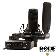 . 【RODE】NT1電容式麥克風+AI-1直播錄音介面 NT1/AI-1 kit RDNT1/AI1KIT 正成公司貨