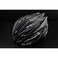 【小謙單車】全新MONTON 自行車用安全帽(消光黑灰色),尺寸S/M