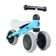 寶寶滑步平衡車IDES D-bike mini-天空藍【專為寶寶設計的學步車 】【紫貝殼】