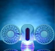 USB風扇-創意電風扇迷你學生宿舍usb便捷隨身小型小風扇可充電式靜音床上全館折扣·限時促銷