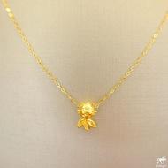 ส่งฟรี💢สร้อยคอเงินชุบทอง+จี้ปี่เซียะทองคำ 99.99  น้ำหนัก 0.1 กรัม และชาร์มอื่นๆ ซื้อยกเซตคุ้มกว่าเยอะ แบบราคาเหมาๆเลยจ้า‼ ปลาทอง(Goldfish) 💢มีเก็บเงินปลายทาง