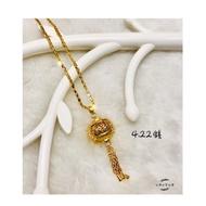 黃金項鍊 4.22錢