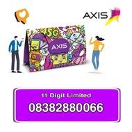 11digit Nomor Cantik Axis Hitz 35