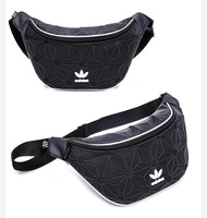 Adidas Originals 3D Mini Airline (ISSEY MIYAKE Style Shoulder Bag) สีดำ