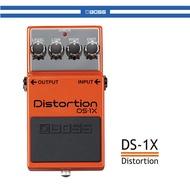 【非凡樂器】BOSS Distortion DS-1X 【DS11X單顆破音效果器】【贈短導線】