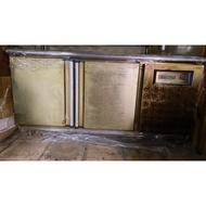 二手五尺全冷藏工作台冰箱/臥式冰箱/冰櫃/風冷/氣冷/自動除霜/冷藏冰箱/營業用冰箱