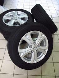 MAZDA3 2手原廠15吋鋁圈+胎