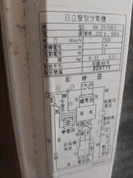 二手中古日立1噸左吹式窗型冷氣,型號RA-2515BLG,保固3個,line帳號chin0290問大戶藥師