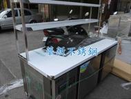 全新 1/6沙拉盆 沙拉吧工作檯冰箱 上架工作台冰箱 工作台冰箱 歡迎詢問