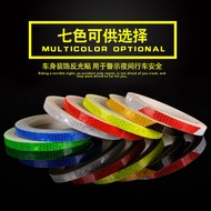 Reflective Car Stickers Motorcycle Reflective Strips Stickers