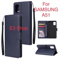 Samsung A51 Leather Wallet Case casing hp leather wallet FLIP COVER WALLET leather wallet SAMSUNG A51 FLIP CA