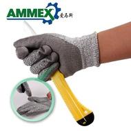 防割手套 防割手套工人勞保耐磨加厚工地防護工作浸膠防滑勞動手套 享購