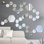 Wall Art Mirror Sticker Stickers Mirrors Decal Home & Living Diy