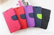 【愛瘋潮】ASUS ZenFone 4 Pro ZS551KL 經典書本雙色磁釦側翻可站立皮套 手機