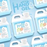 ihand Gel 72.4% เจลล้างมือชนิดไม่ต้องล้างออก  เกรดทางการแพทย์ เด็กใช้ได้ 1 แกนลอน 1,000 ML FLASH SALE ลดราคา